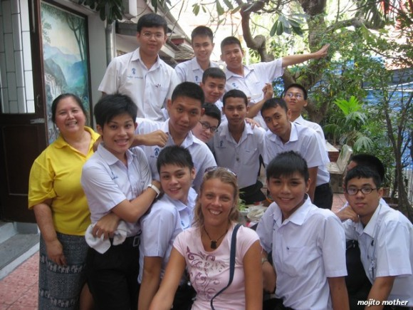 teaching english in bangkok