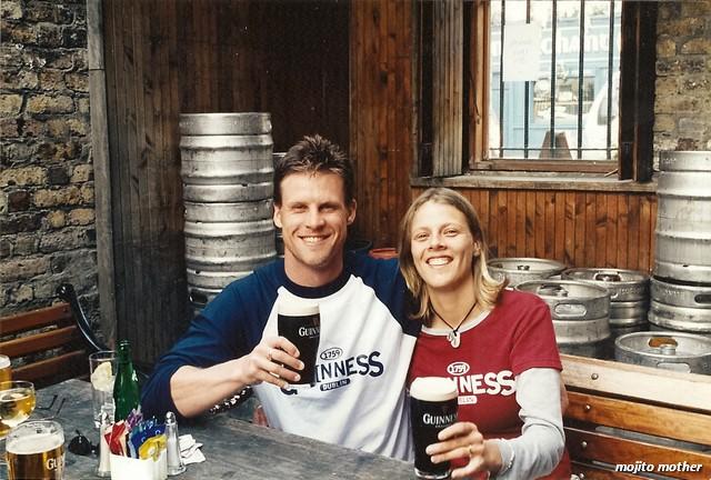 Dublin Guinness craic